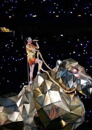 Katy Perry: Superbowl XLIX Halftime Show -58
