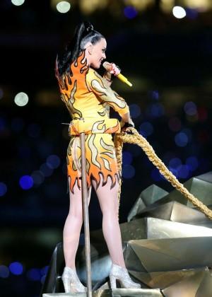 Katy Perry: Superbowl XLIX Halftime Show -61