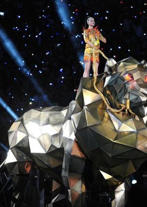 Katy Perry: Superbowl XLIX Halftime Show -63