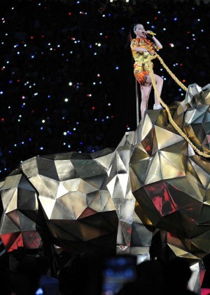 Katy Perry: Superbowl XLIX Halftime Show -64
