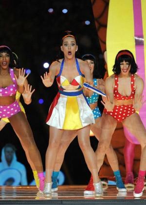 Katy Perry: Superbowl XLIX Halftime Show -65