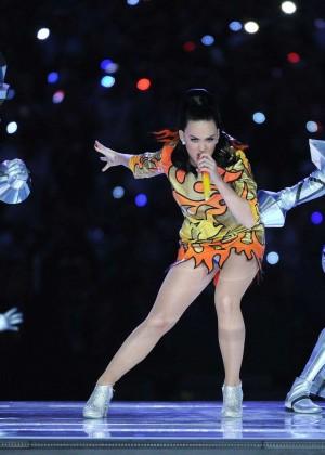 Katy Perry: Superbowl XLIX Halftime Show -68