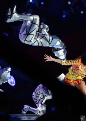 Katy Perry: Superbowl XLIX Halftime Show -69
