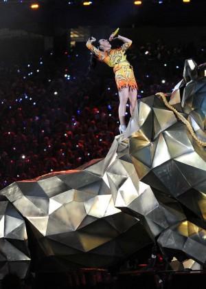 Katy Perry: Superbowl XLIX Halftime Show -70