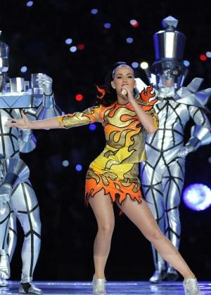 Katy Perry: Superbowl XLIX Halftime Show -72