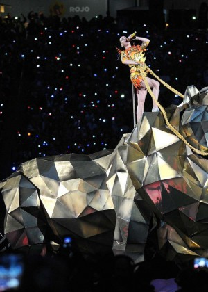 Katy Perry: Superbowl XLIX Halftime Show -73