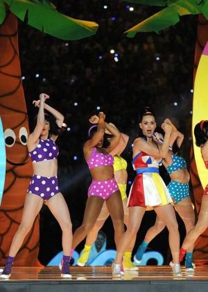 Katy Perry: Superbowl XLIX Halftime Show -75