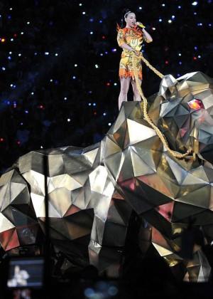 Katy Perry: Superbowl XLIX Halftime Show -77