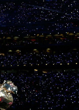 Katy Perry: Superbowl XLIX Halftime Show -79