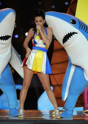 Katy Perry: Superbowl XLIX Halftime Show -81