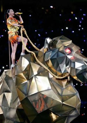 Katy Perry: Superbowl XLIX Halftime Show -83