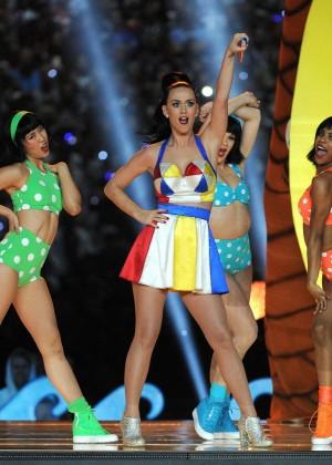 Katy Perry: Superbowl XLIX Halftime Show -84