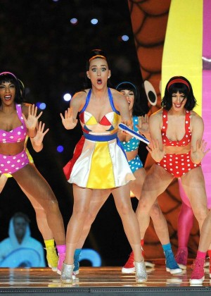 Katy Perry: Superbowl XLIX Halftime Show -85