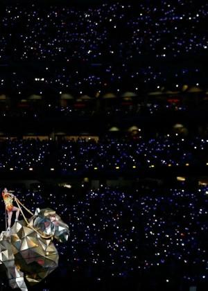 Katy Perry: Superbowl XLIX Halftime Show -86