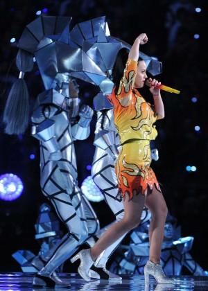 Katy Perry: Superbowl XLIX Halftime Show -87