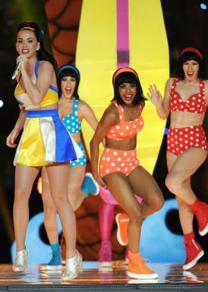 Katy Perry: Superbowl XLIX Halftime Show -88