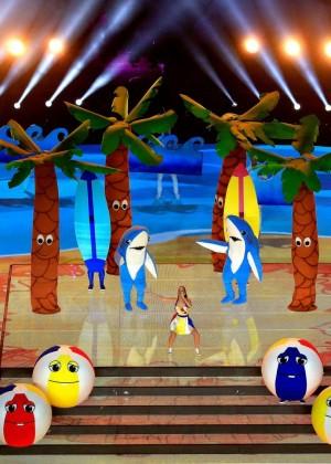 Katy Perry: Superbowl XLIX Halftime Show -89