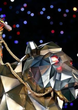 Katy Perry: Superbowl XLIX Halftime Show -90