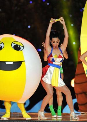 Katy Perry: Superbowl XLIX Halftime Show -94