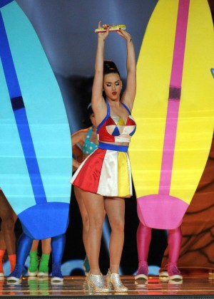 Katy Perry: Superbowl XLIX Halftime Show -97