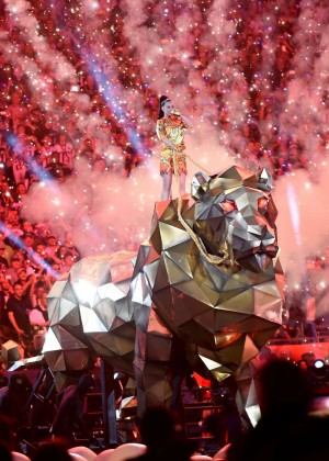 Katy Perry: Superbowl XLIX Halftime Show -99
