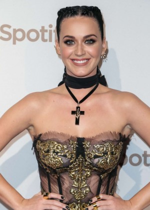 Katy Perry - The Creators Party Presented By Spotify in LA