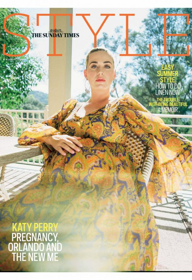 Katy Perry - The Sunday Times Style Magazine (August 2020)