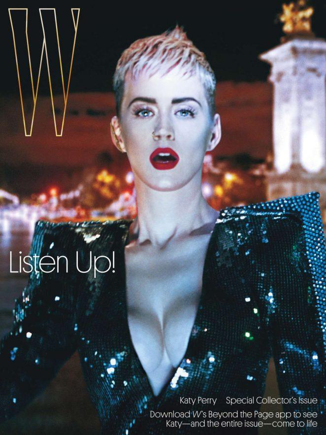 Katy Perry - W Magazine (September 2017)