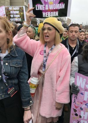 Katy Perry - Women's March on Washington