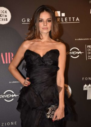 Katy Saunders - Telethon Gala at 2017 Rome Film Festival in Rome