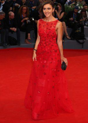 Katya Mtsitouridze - 'Hacksaw Ridge' Premiere at 73rd Venice Film Festival in Italy