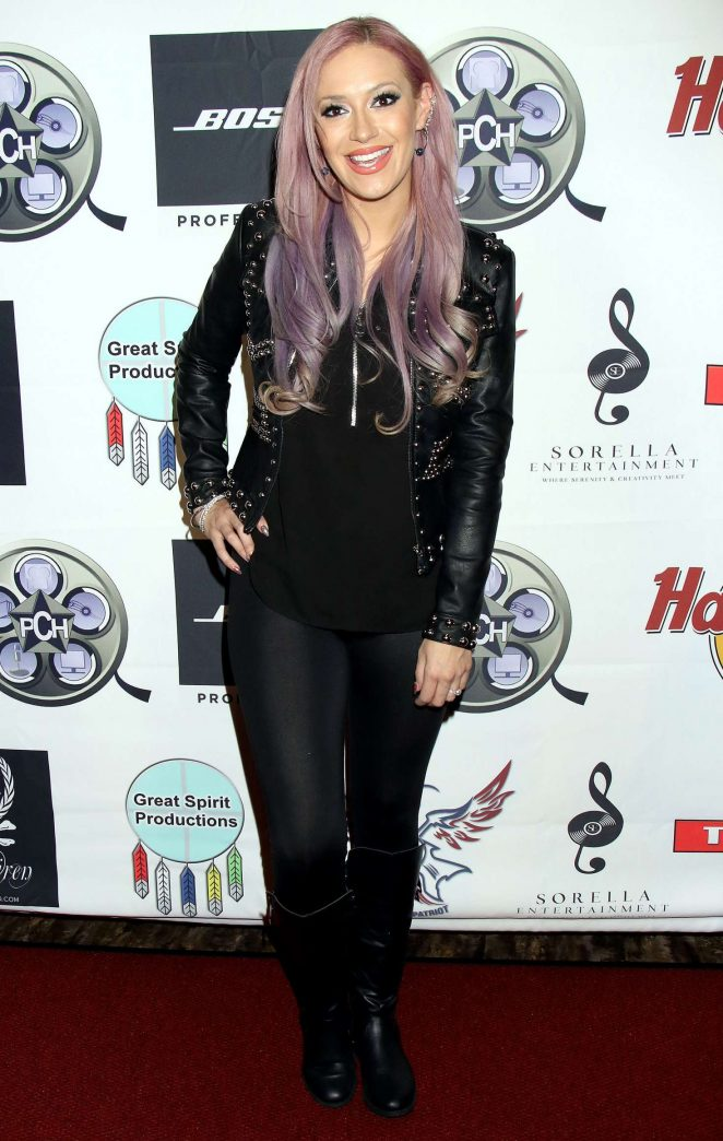 Kaya Jones - Fame Awards 2017 in Las Vegas