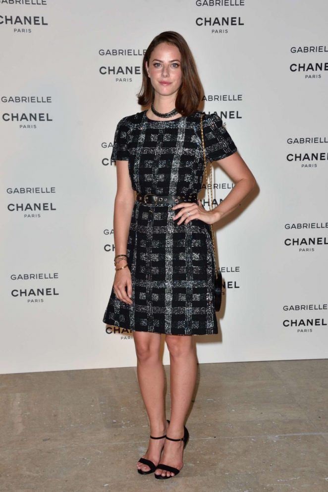 Kaya Scodelario - Chanel's new perfume 'Gabrielle' Launch Party in Paris
