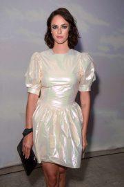 Kaya Scodelario - Christopher Kane Fashion Show SS2020 at London Fashion Week