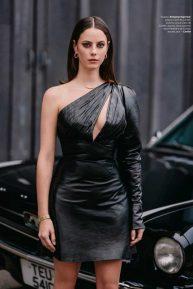 Kaya Scodelario - InStyle Russia Magazine (March 2020)