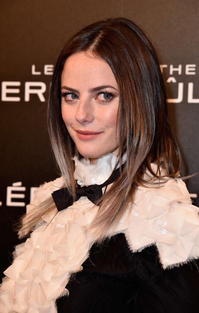 Kaya Scodelario - 'Maze Runner: The Scorch Trials' Premiere in Paris