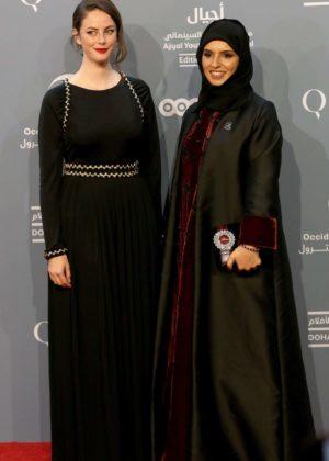 Kaya Scodelario - Opening ceremony of the Ajyal Youth Film Festival in Doha