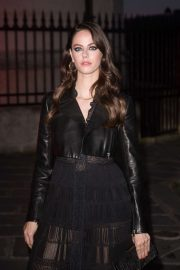 Kaya Scodelario - Outside Clash De Cartier Photocall at La Conciergerie in Paris