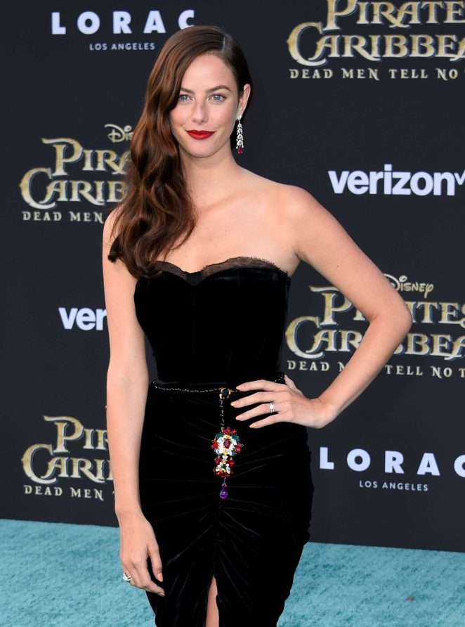 Kaya Scodelario - 'Pirates Of The Caribbean: Dead Men Tell No Tales' Premiere in Hollywood