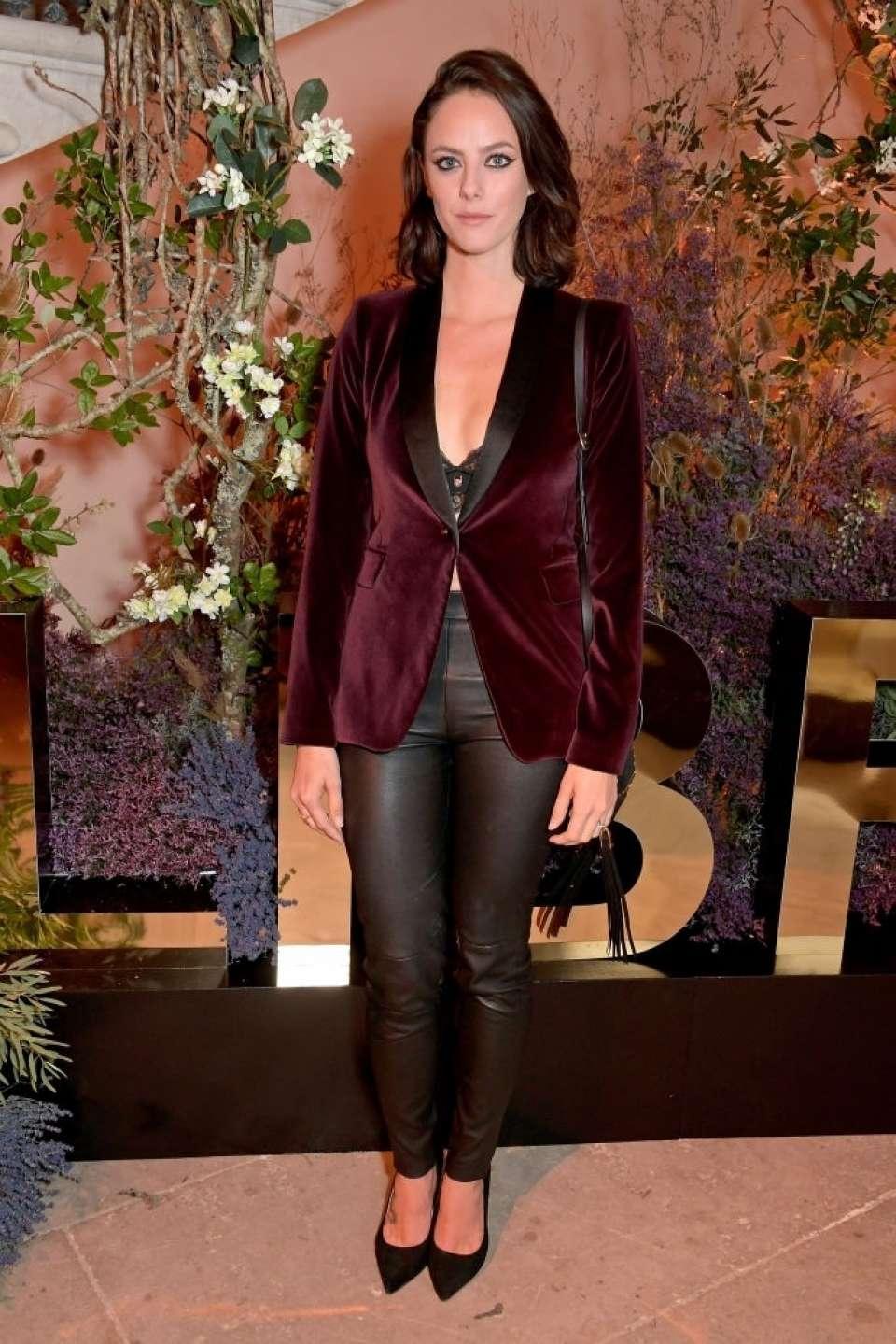 Kaya Scodelario - YSL New Fragrance 'Libre' Launch Party in London