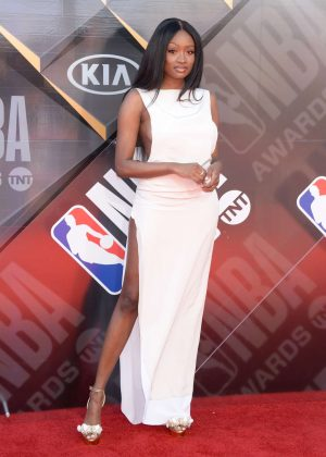 Kayla Brianna - 2018 NBA Awards in Santa Monica