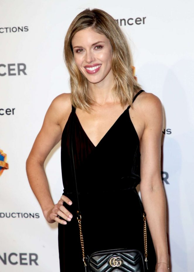 Kayla Ewell – Barbara Berlanti Heroes Gala Benefitting Fck Cancer in Burbank