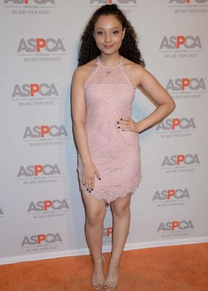 Kayla Maisonet - The ASPCA'S Benefit Gala in Los Angeles