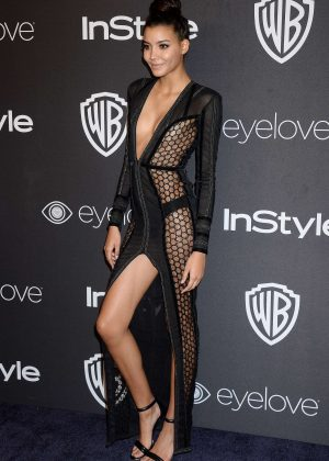 Kayla Rivera - 2017 InStyle and Warner Bros Golden Globes After Party in LA