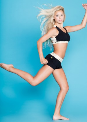 Kaylyn Slevin: California Kisses Dancewear 2015 -07
