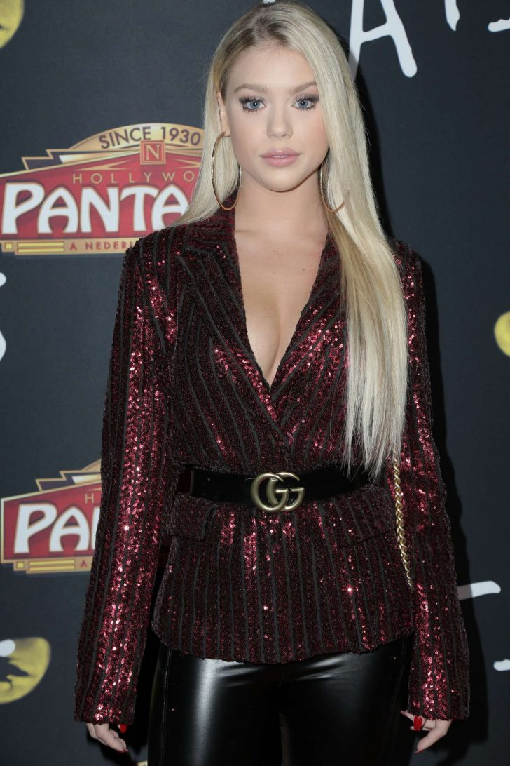 Kaylyn Slevin - 'Cats' Opening Night Performance in Hollywood