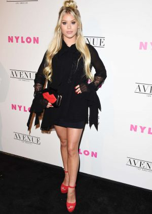 Kaylyn Slevin - Nylon Young Hollywood May Issue Event in LA