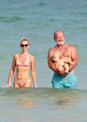 Kayte Walsh in Bikini -01
