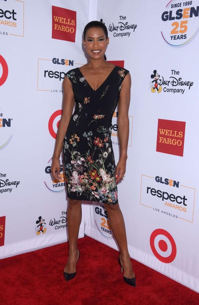 Kearran Giovanni - 2015 GLSEN Respect Awards in Beverly Hills