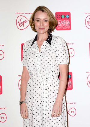 Keeley Hawes - Broadcasting Press Guild Awards 2017 in London
